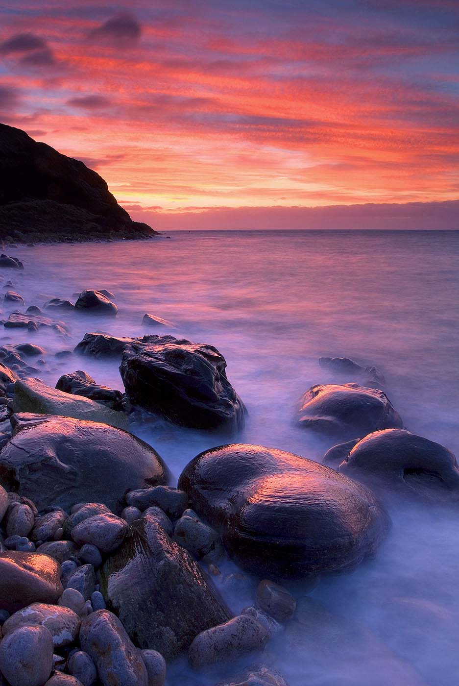 Dawn-Osmington-Mills-Dorset-Jurassic-Coast-UK