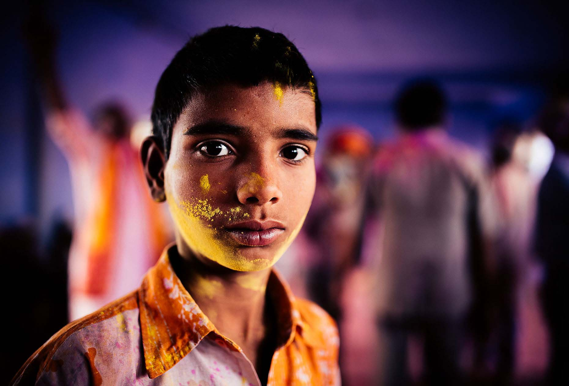 Holi-Festival-Colour-Portrait-Boy-35mm-India-003