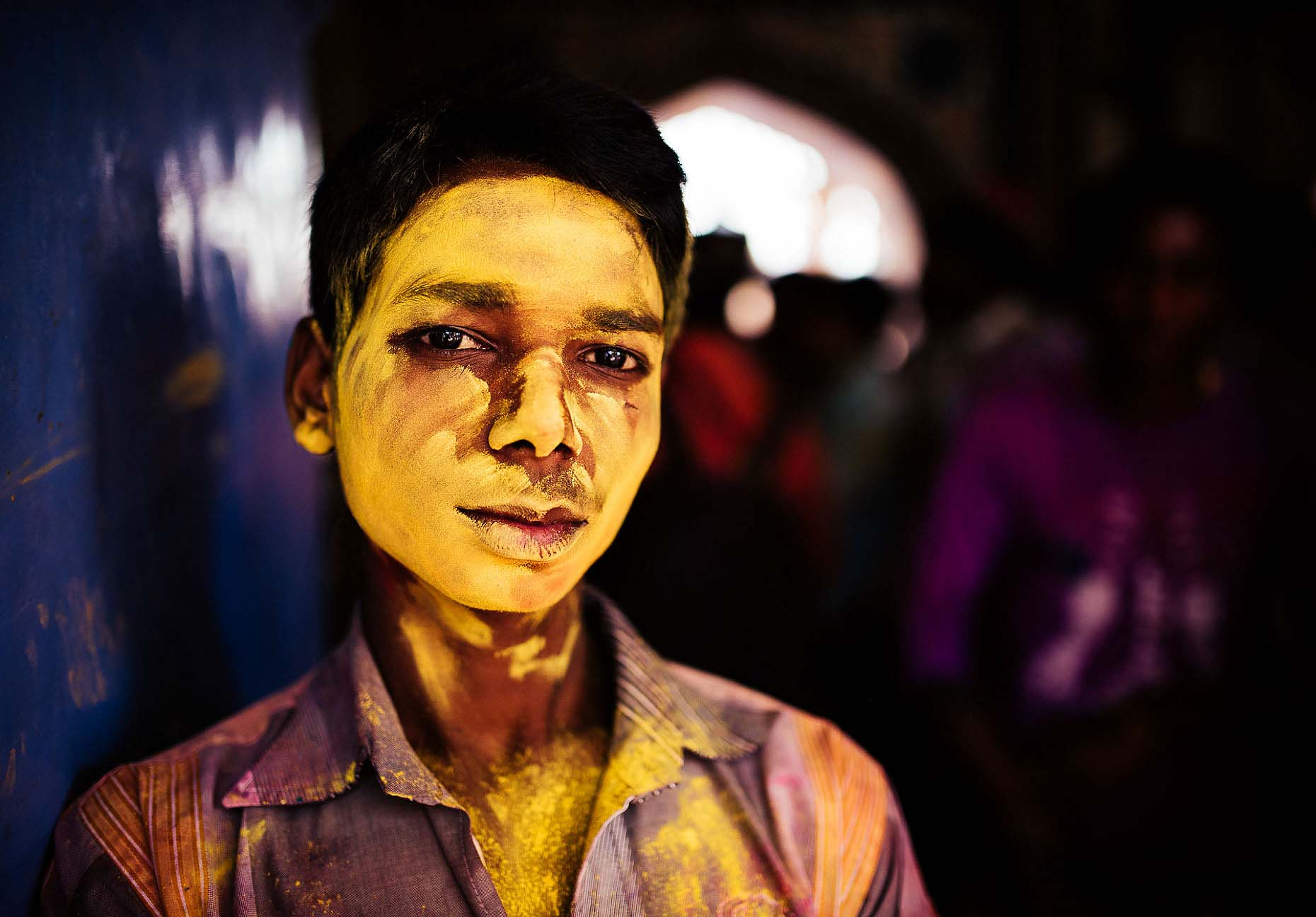 Lathmar-Holi-Festival-Colour-Portrait-India-004
