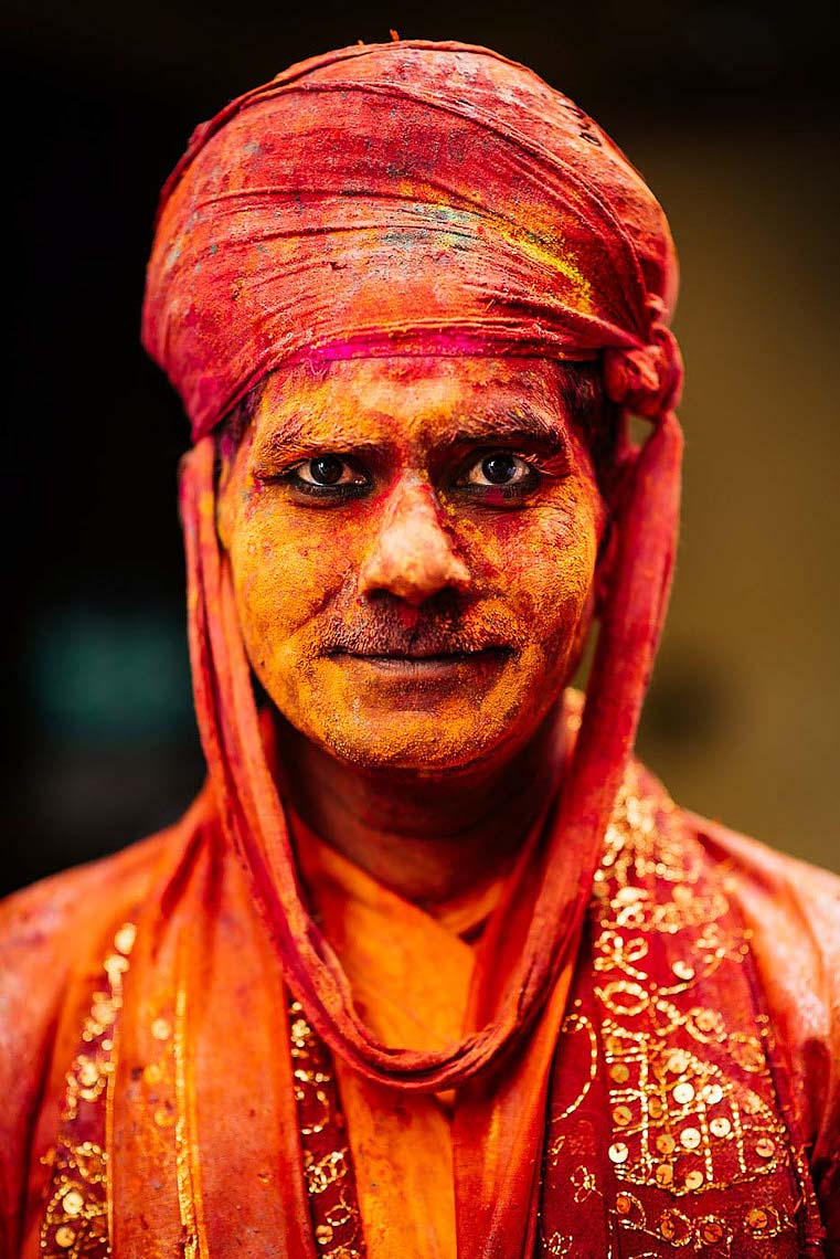 Red-Turban-Holi-Festival-Colour-India-015