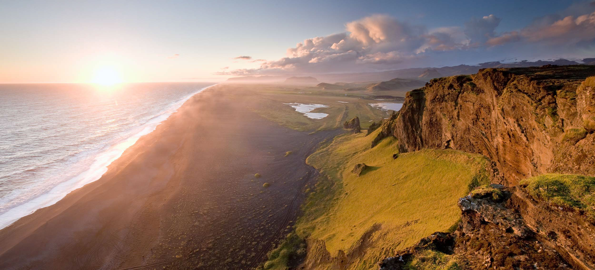 dyrholaey-landscape-photography-panoramic-iceland