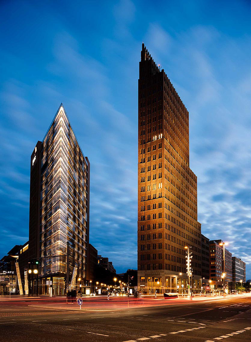 exterior-debis-tower-architecture-building-night-berlin-germany