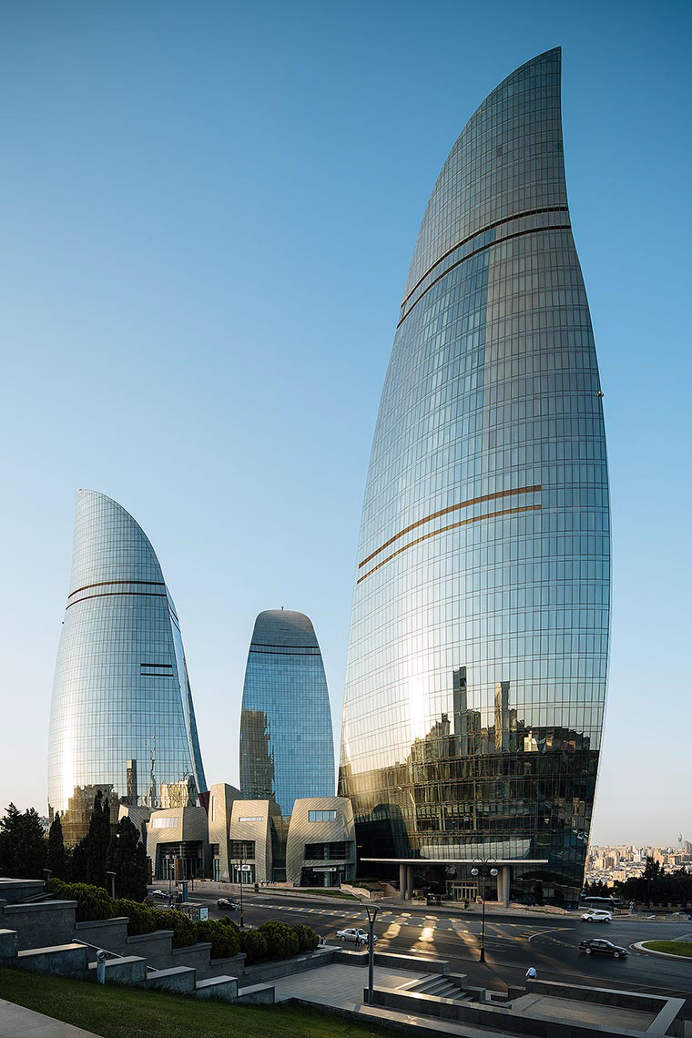 flame-towers-modern-architecture-baku-travel-azerbaijan