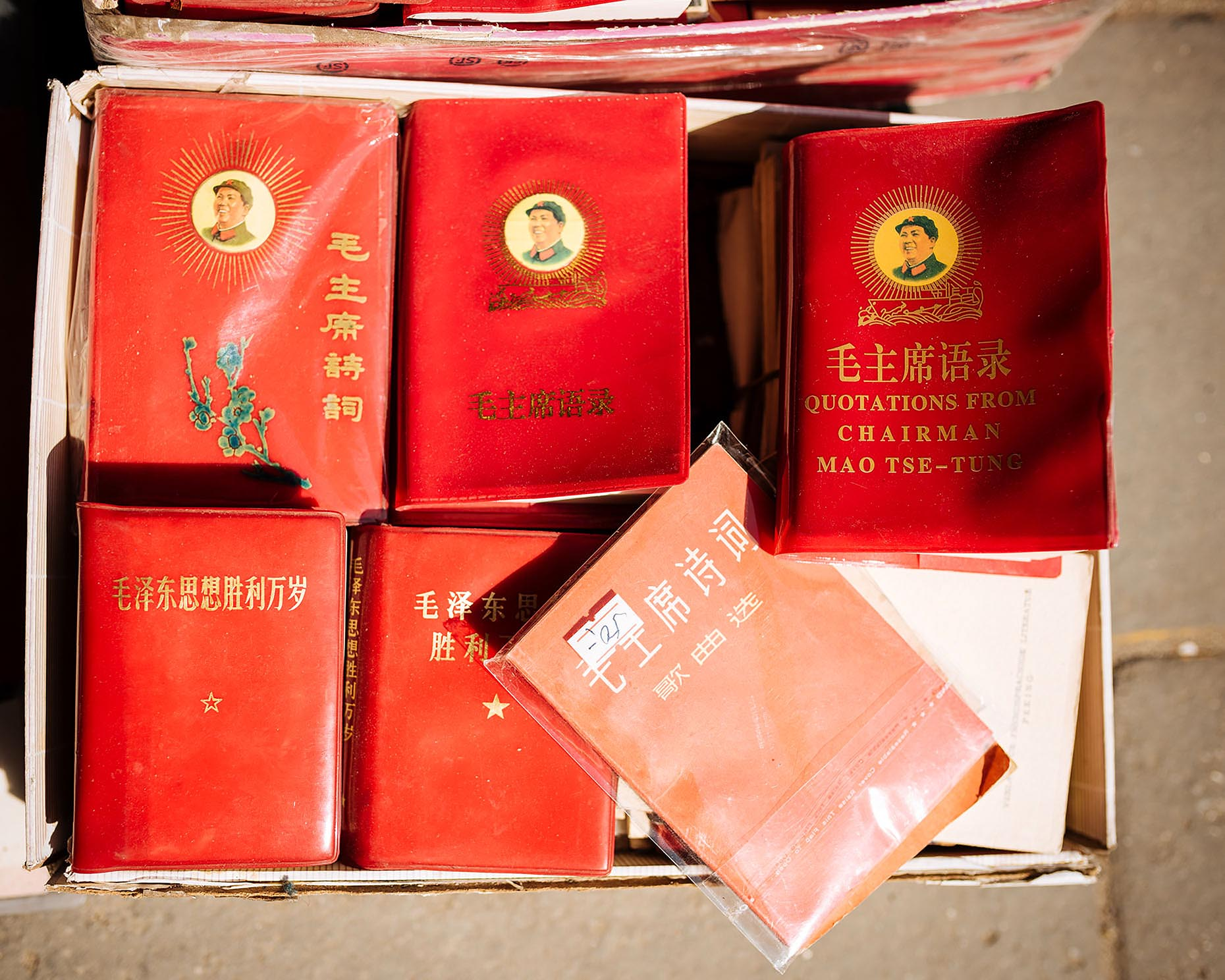 little-red-book-chairman-mao-beijing-china-25