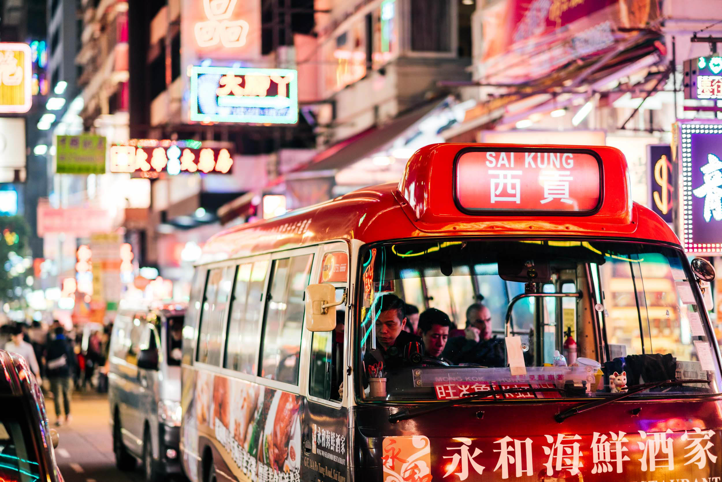 sai-kung-bus-mongkok-colour-neon-hong-kong-china