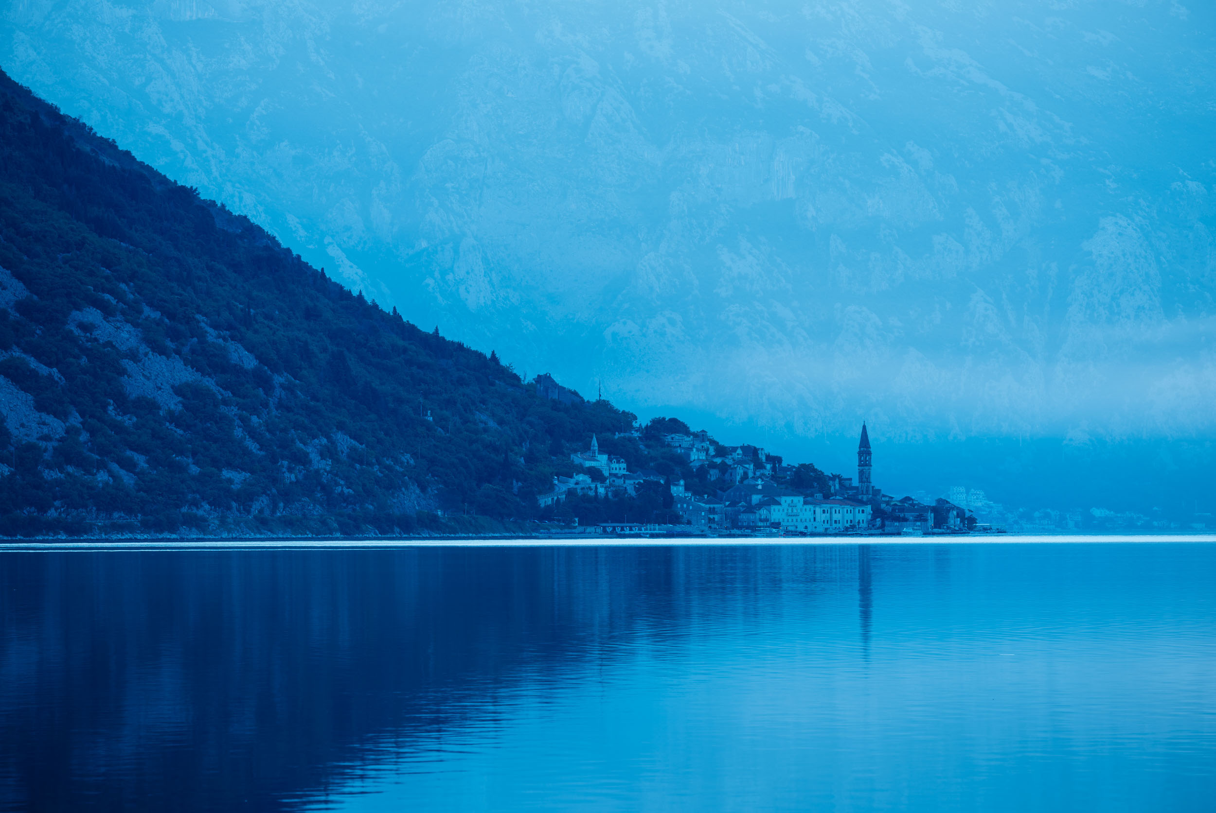 tranquil-dawn-kotor-lake-montenegro-travel-balkans
